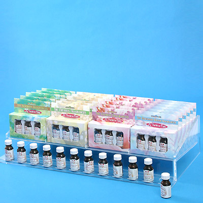 3pcs fragrance oil 15ml in giftbox